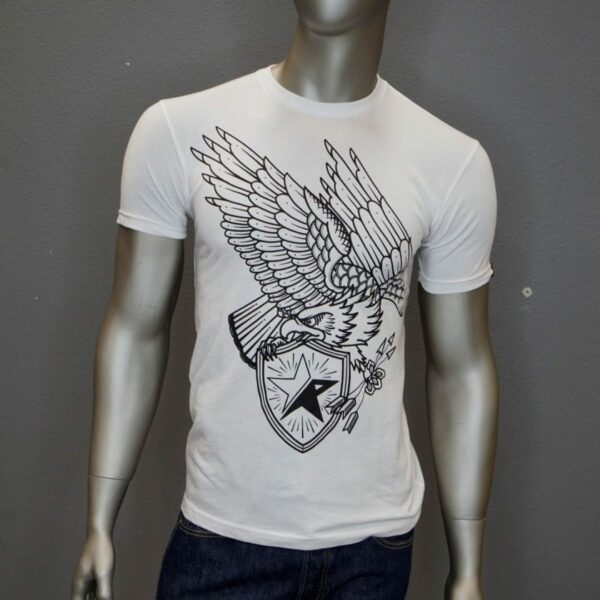 """Eagle"" By Josh Stono (White) 1"