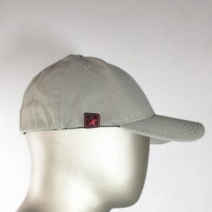 Grey Flex Fitted Revolt Cap