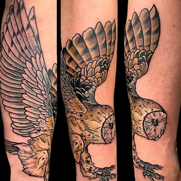 Tattoo by Jason Paxman