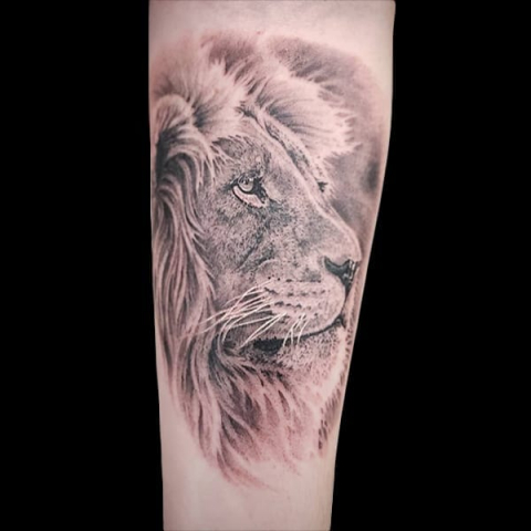 Tattoo by Kapps