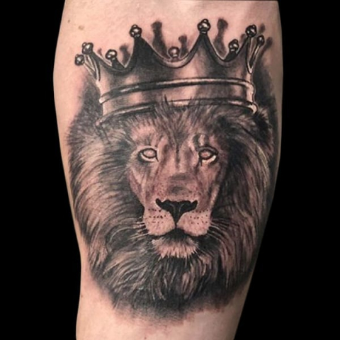 Tattoo by Corbin Imlay
