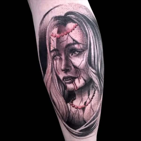 Tattoo by Jenna Holtz
