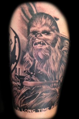 Tattoo by Walter Frank