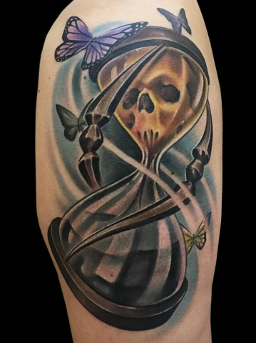 Tattoo By Chris Gagnon