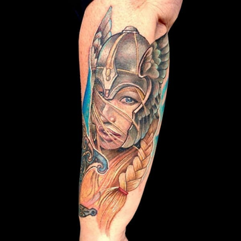 Tattoo by Krystof